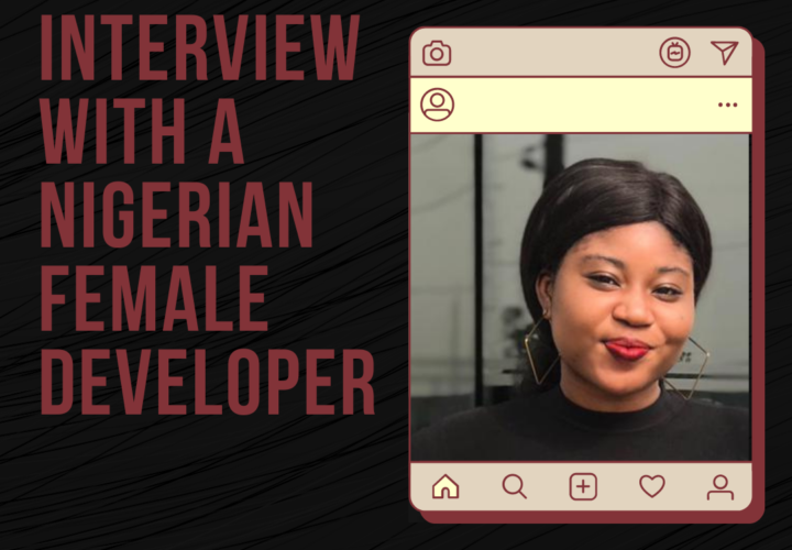 interview with a nigerian female developer